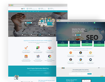 SeoPress – Seo & Digital Marketing Agency HTML Template