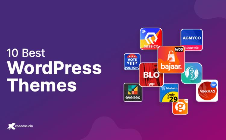 Best WordPress Themes in 2022