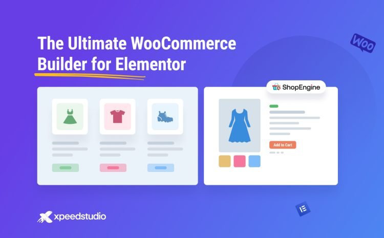 The ultimate WooCommerce builder